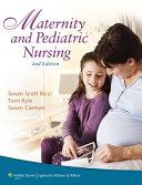 Maternity and Pediatric Nursing  2nd Ed   Study Guide   Prepu Passcode