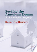 Seeking The American Dream PDF