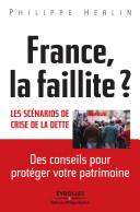 France, la faillite ? - Les scénarios de crise de la dette ebook