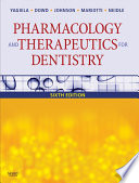 """Pharmacology and Therapeutics for Dentistry E-Book"" by Frank J. Dowd, John A. Yagiela, Bart Johnson, Angelo Mariotti, Enid A. Neidle"