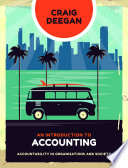 Cover of An Introduction to Accounting: Accountability in Organisations and Society