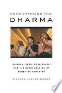 Encountering the Dharma