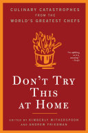 Don't Try This at Home [Pdf/ePub] eBook