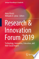 Research & Innovation Forum 2019