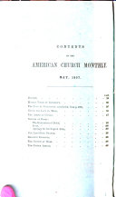 The American Church Monthly