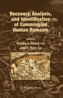 Recovery, Analysis, and Identification of Commingled Human Remains Pdf/ePub eBook
