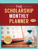 The Scholarship Monthly Planner 2019 2020
