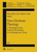 Sino-Christian Theology