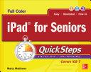 iPad for Seniors QuickSteps [Pdf/ePub] eBook