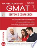 GMAT Sentence Correction Book