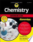 Chemistry Workbook For Dummies with Online Practice Book