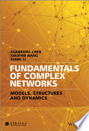 Fundamentals of Complex Networks