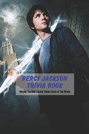Percy Jackson Trivia Book