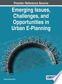 Emerging Issues Challenges And Opportunities In Urban E Planning