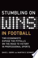 Stumbling On Wins in Football Book PDF