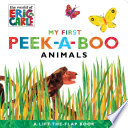 My First Peek A Boo Animals PDF