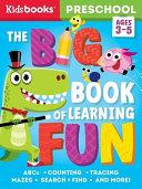 Big Book of Learning Fun Preschool