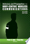 Antennas And Propagation For Body Centric Wireless Communications Second Edition Book PDF