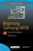 Beginning Samsung ARTIK [Pdf/ePub] eBook