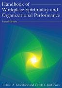 Pdf Handbook of Workplace Spirituality and Organizational Performance Telecharger