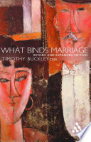What Binds Marriage