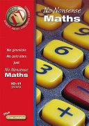 No Nonsense Maths 10-11 Years