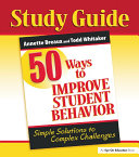 50 Ways to Improve Student Behavior [Pdf/ePub] eBook