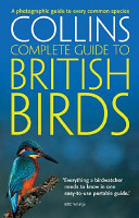 Collins Complete Guide to British Birds