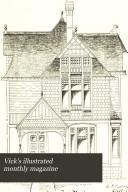 Vick s Illustrated Monthly Magazine