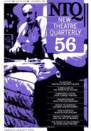 Pdf New Theatre Quarterly 56: Volume 14, Part 4