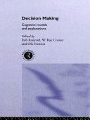 Pdf Decision Making