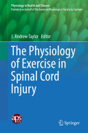 Pdf The Physiology of Exercise in Spinal Cord Injury Telecharger