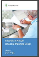 Cover of Australian Master Financial Planning Guide 2017/18