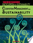 Berkshire Encyclopedia Of Sustainability 5 10