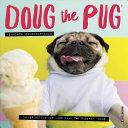 Doug the Pug 2020 Mini Wall Calendar  Dog Breed Calendar