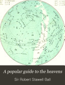 A Popular Guide to the Heavens Book