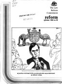 Reform ebook