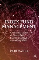 Index Fund Management
