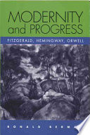 Modernity and Progress