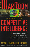 The Warroom Guide to Competitive Intelligence