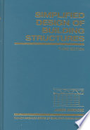 Simplified Design of Building Structures Book