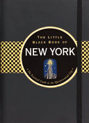 Little Black Book of New York 2010 Edition