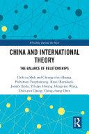 China and International Theory
