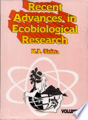 Recent Advances in Ecobiological Research