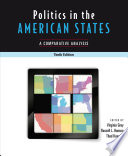 Politics In The American States  A Comparative Analysis