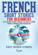 Pdf French Short Stories for Beginners Telecharger
