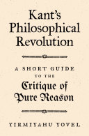 Kant s Philosophical Revolution