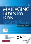 Managing Business Risk Book