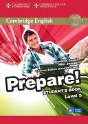 Cambridge English Prepare! Level 5 Student's Book