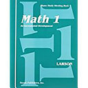 Math 1 Home Study Meeting Book